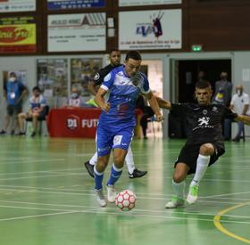 J1 : Béthune Futsal –Toulouse Métropole (4-7)