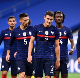 Les coulisses de France-Ukraine (7-1)