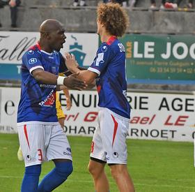 J8   US Concarneau - SC Bastia (1-1)