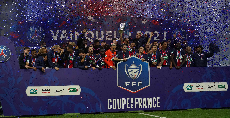 Finale : AS Monaco - Paris-SG (0-2)