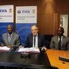 Accord FFF et fédération centrafricaine