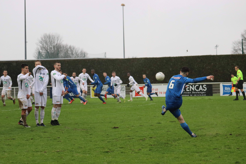 FC Saint-Lô Manche (N3) - AF Virois (N3) : 1-3