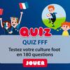 Quiz FFF Culture foot