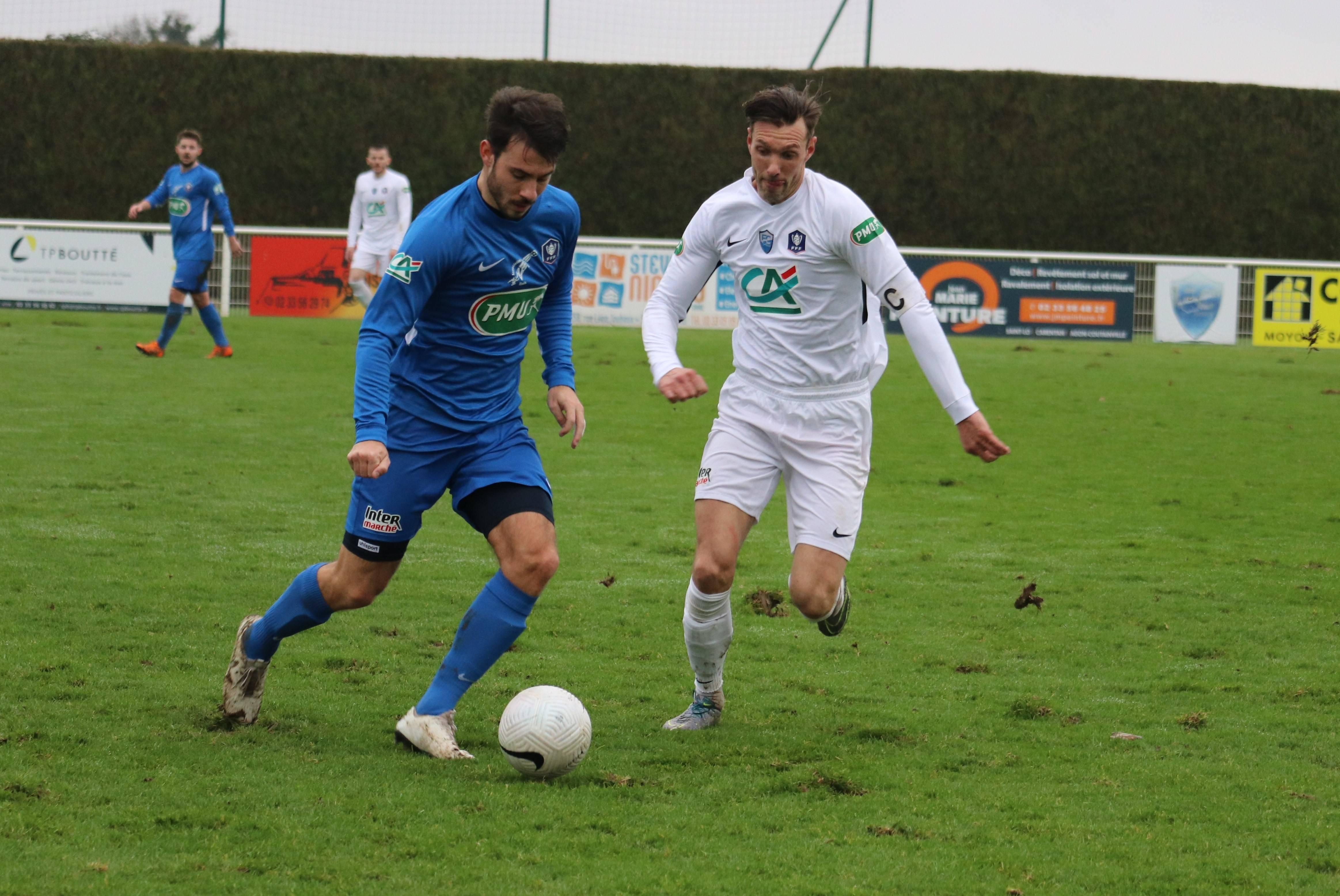 FC Saint-Lô Manche (N3) - AF Virois (N3)