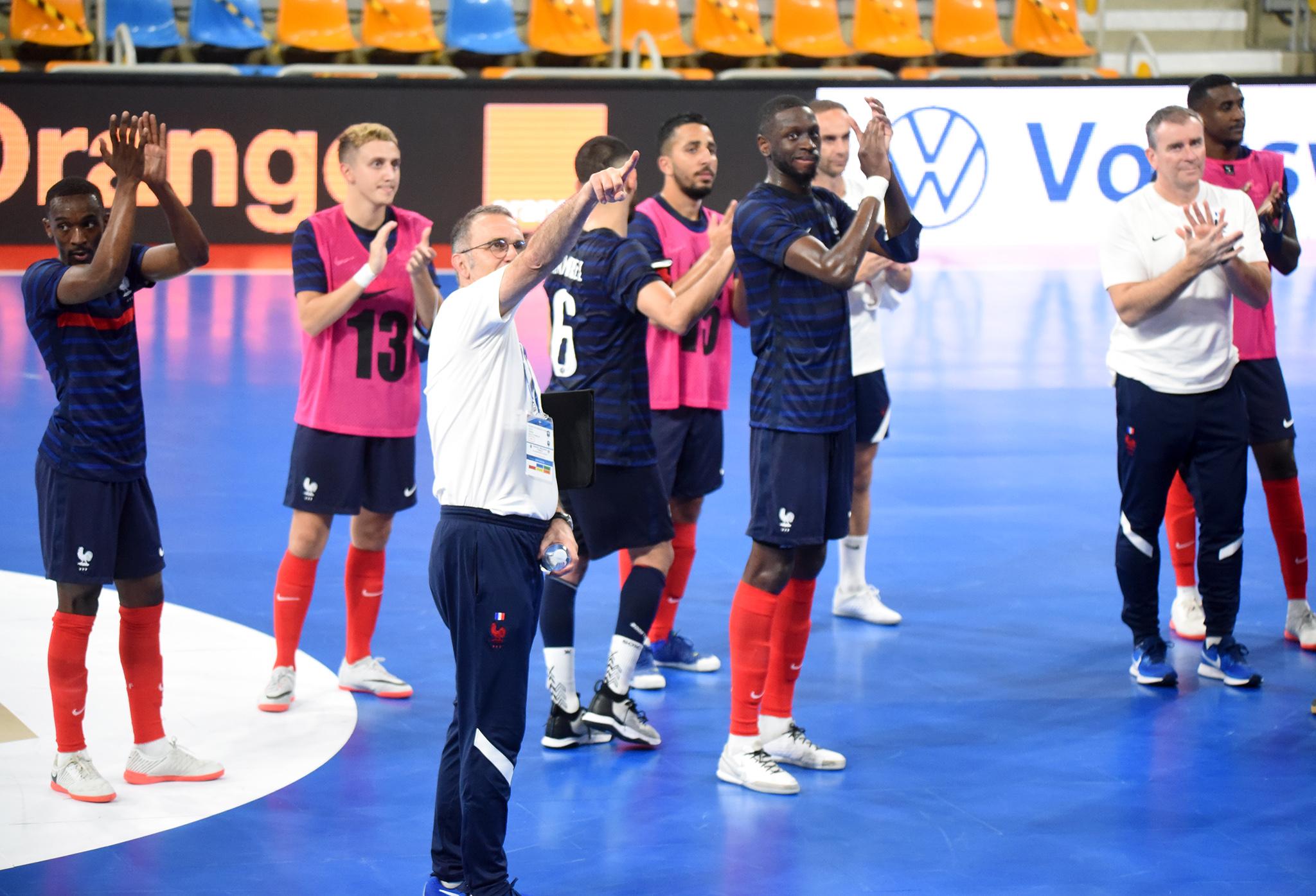 Équipe de France futsal