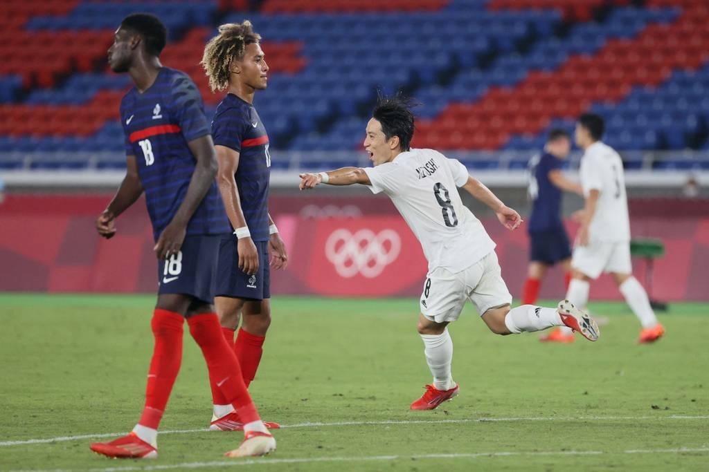 France-Japon JO Tokyo 2020