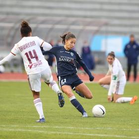 Clara Matéo Paris FC saison 2020-2021