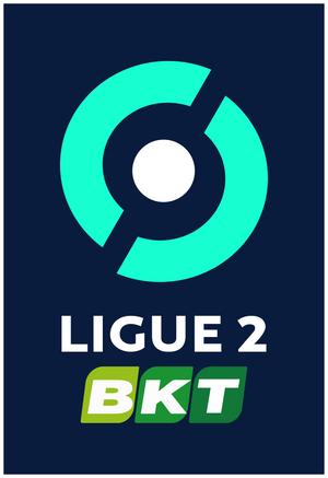 Ligue 2 BKT logo