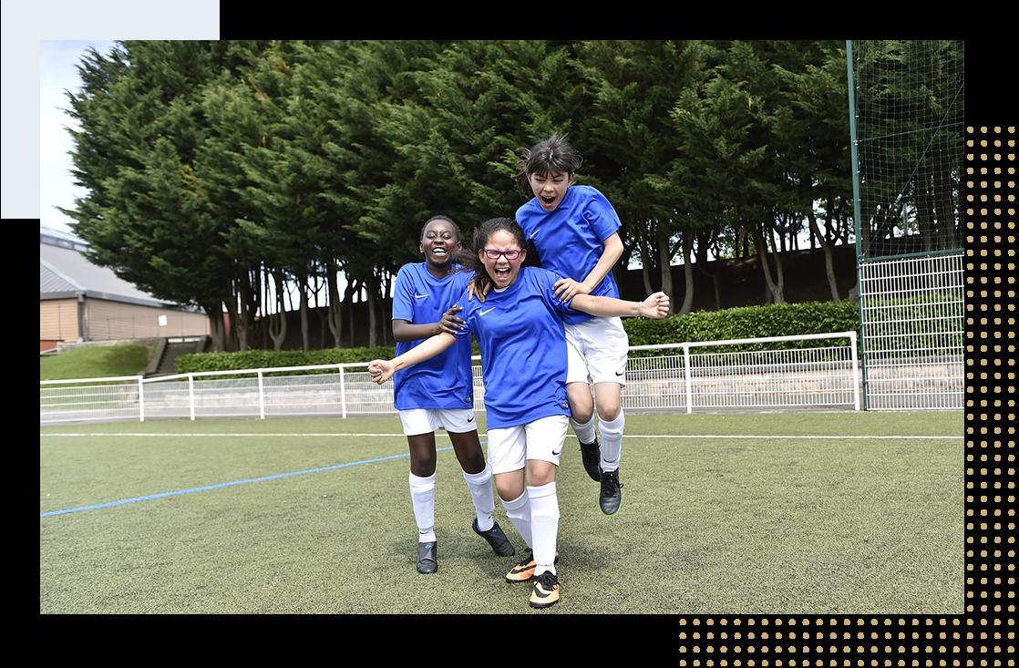 La féminisation du football, un objectif prioritaire