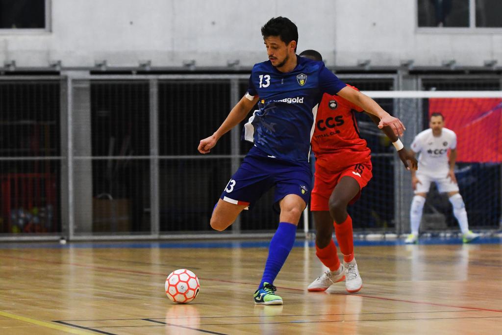 D1 Futsal Mouvaux Lille