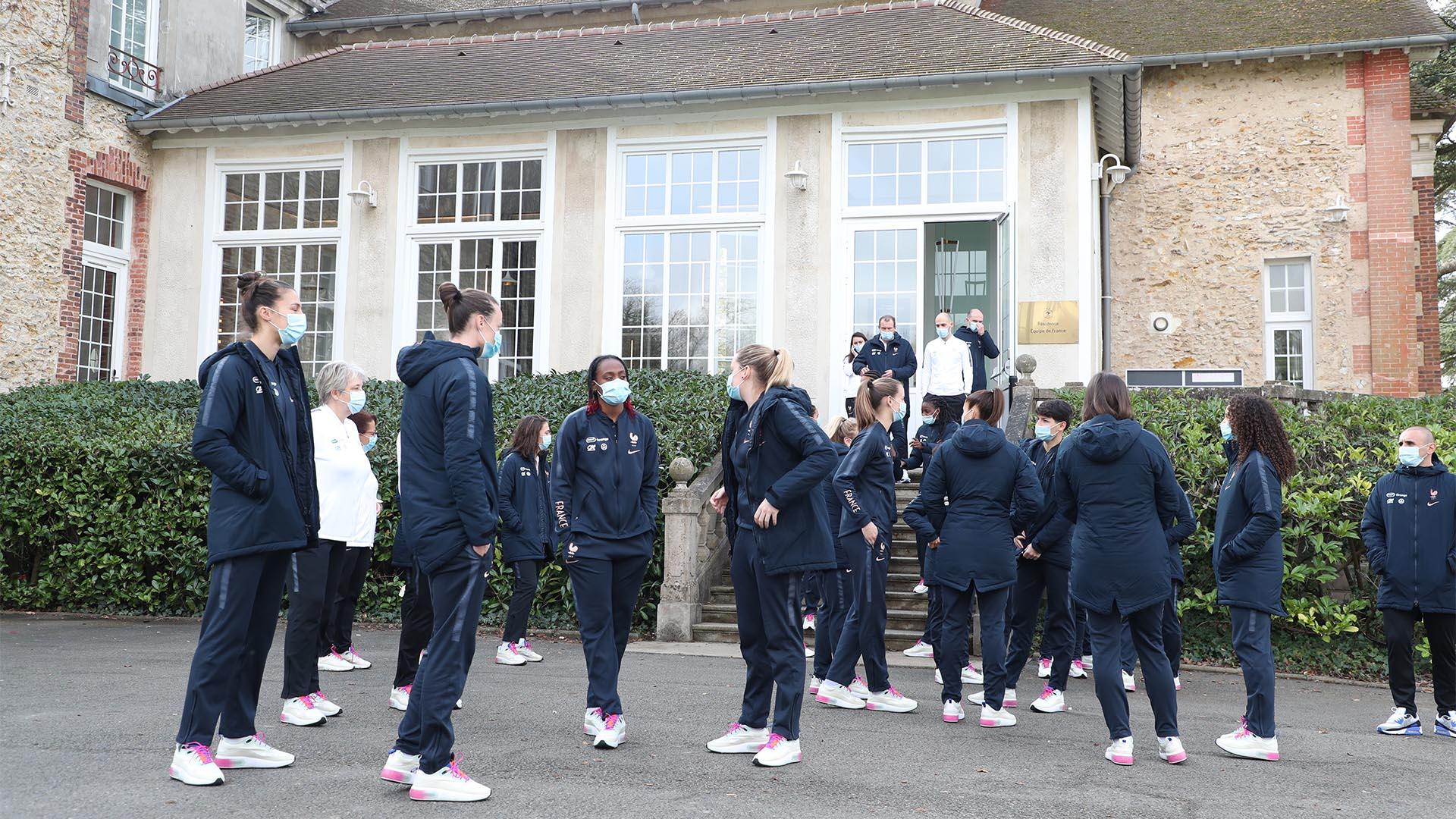 Equipe de France Féminine