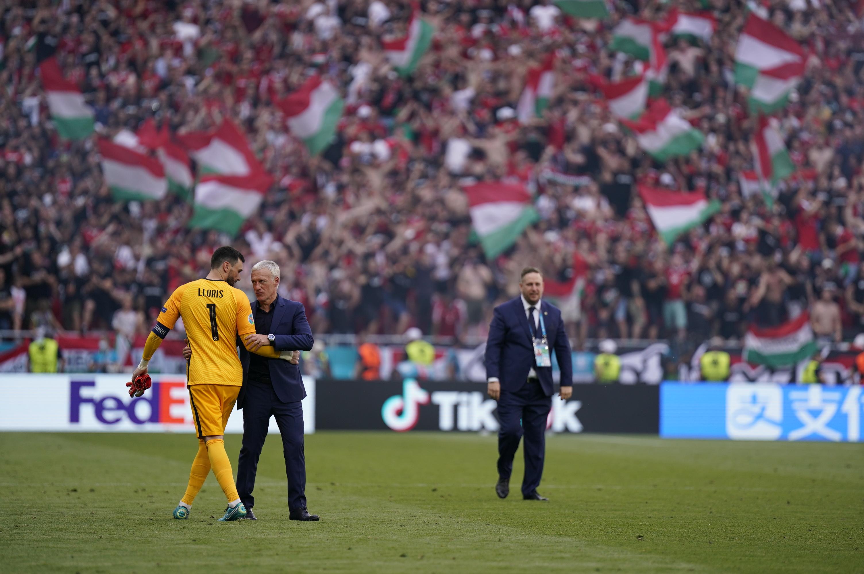 Hongrie-France Euro 2020
