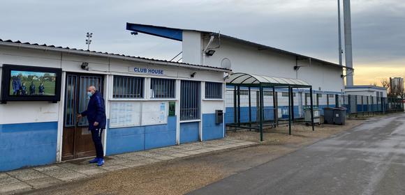 FC Saint-Leu 95 Club house