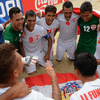 Tahiti finaliste de la Coupe du monde de beach soccer de la FIFA 2015