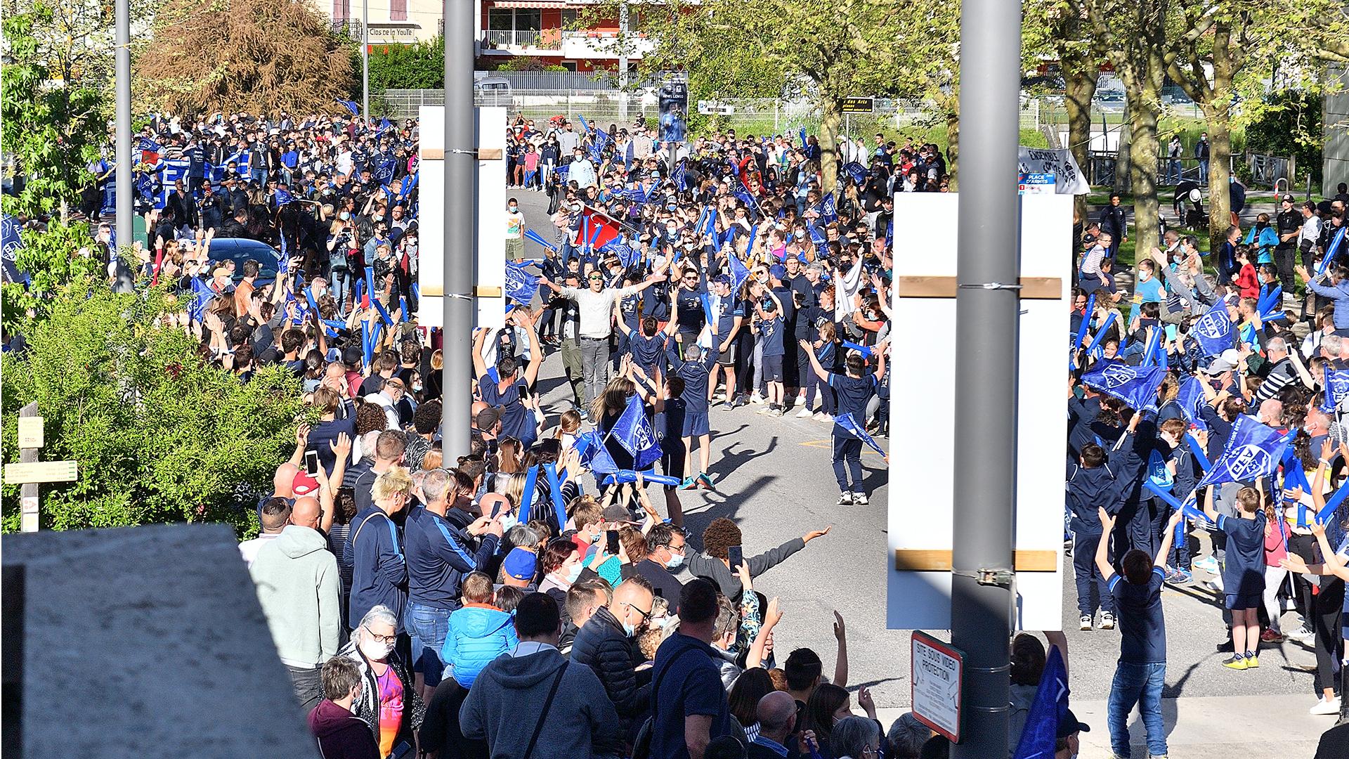 Coupe de France Rumilly Vallières