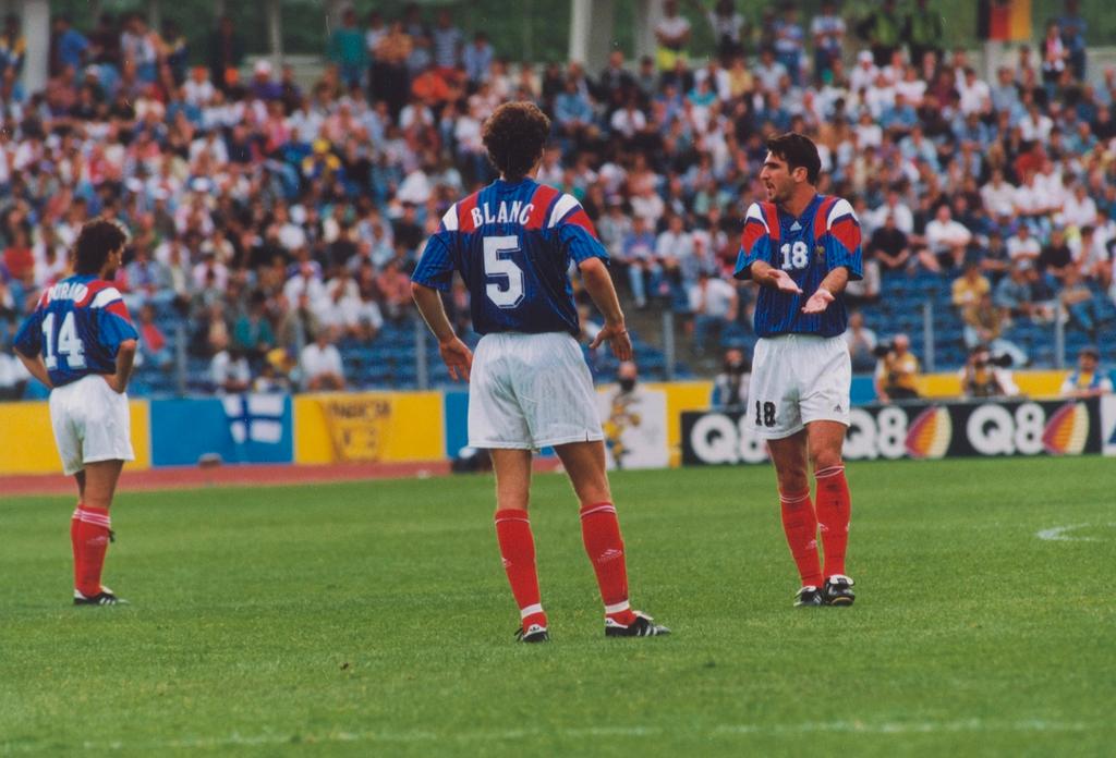 Euro 1992, un petit tour et puis s'en va
