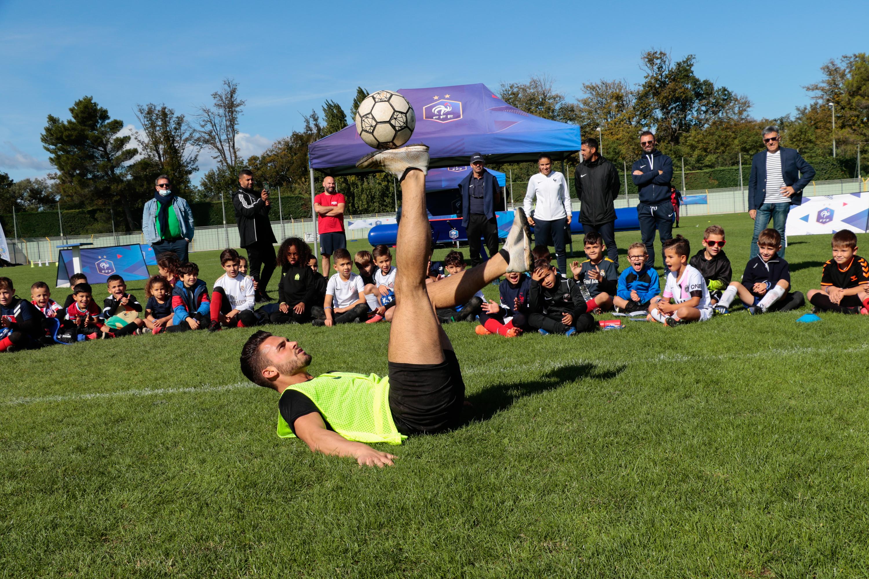 Football amateur Jeunes Rentrée du Foot