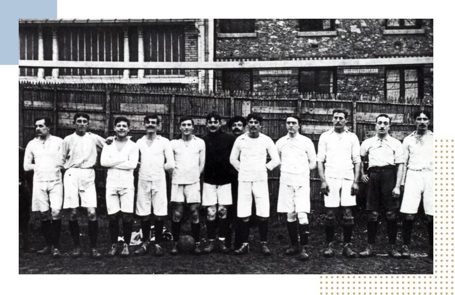 1918 : le premier vainqueur