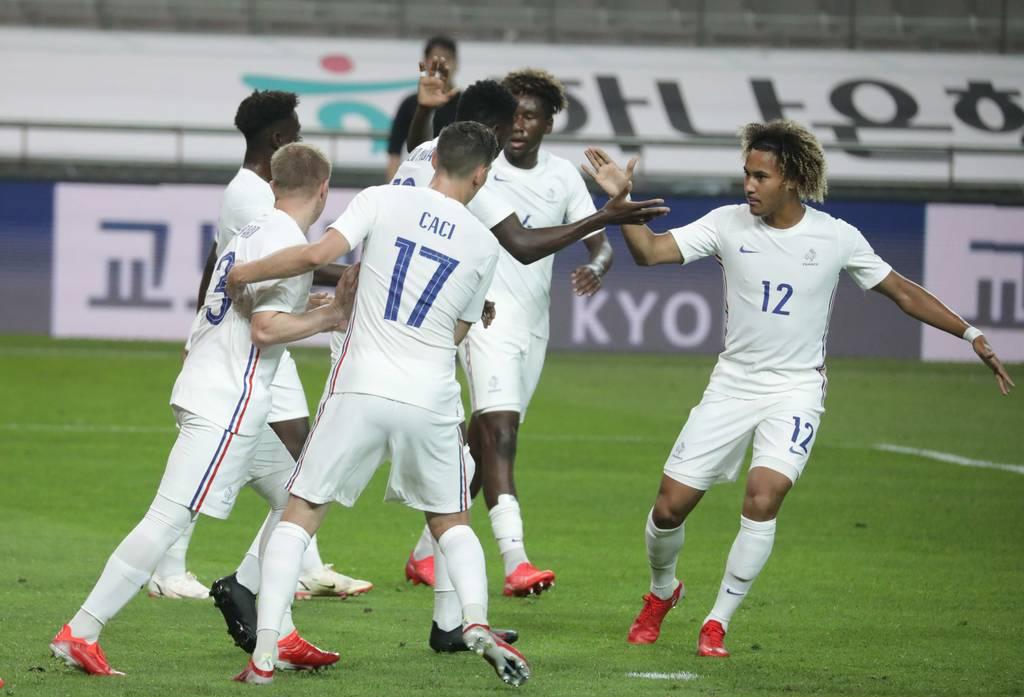 Equipe de France olympique JO Tokyo 2020