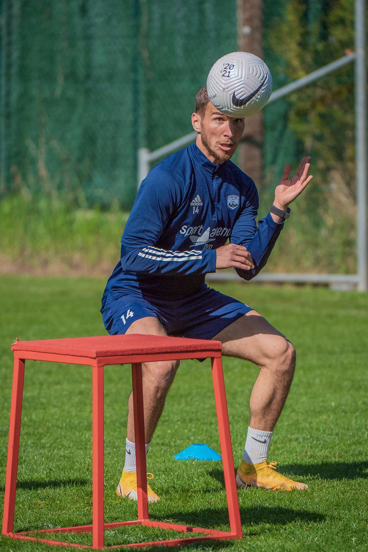 Alexis Taïpa Le Puy Foot