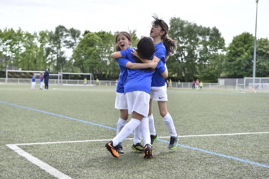 Football amateur filles