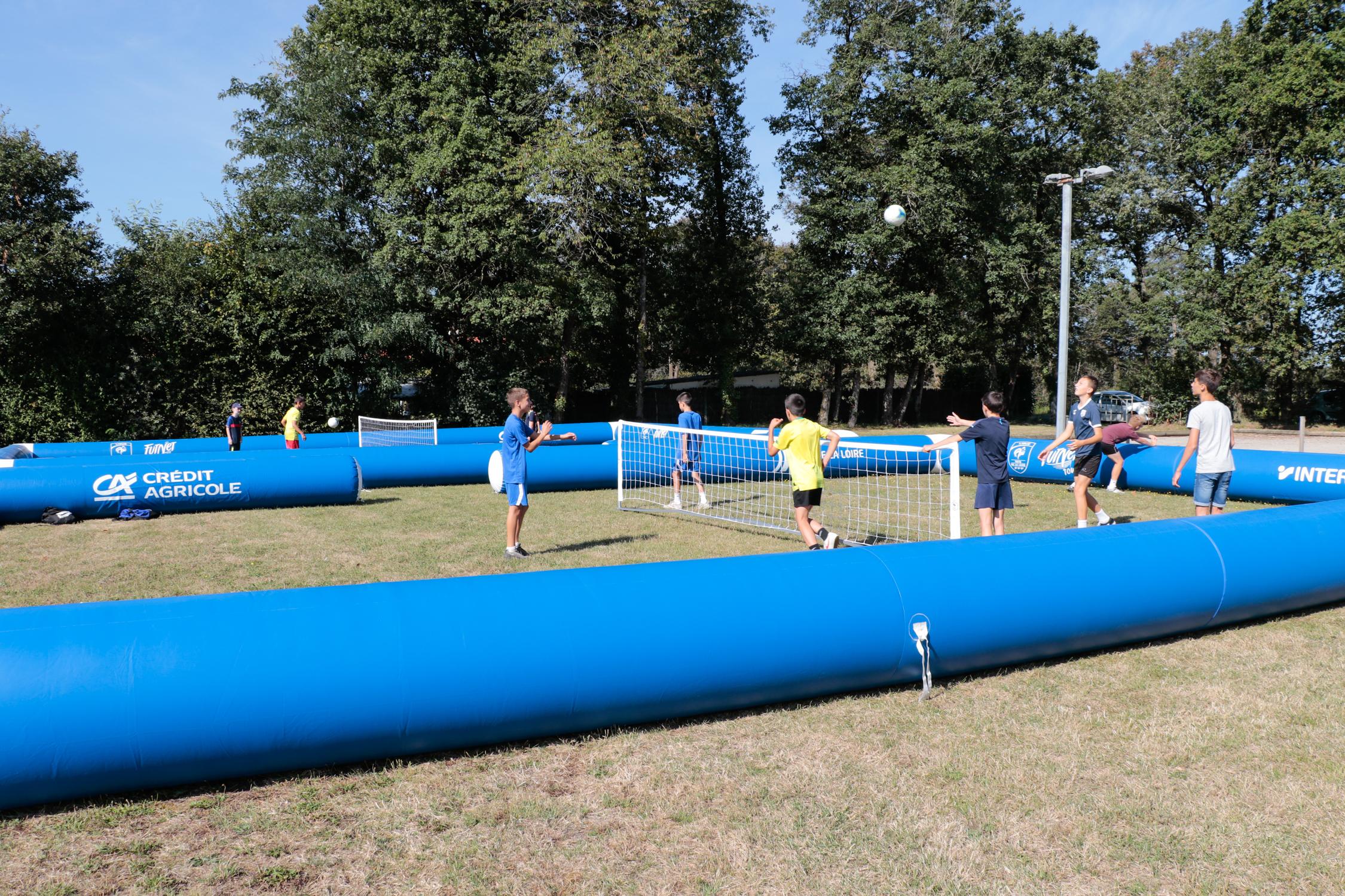 Tournée reprise foot amateur Vendée