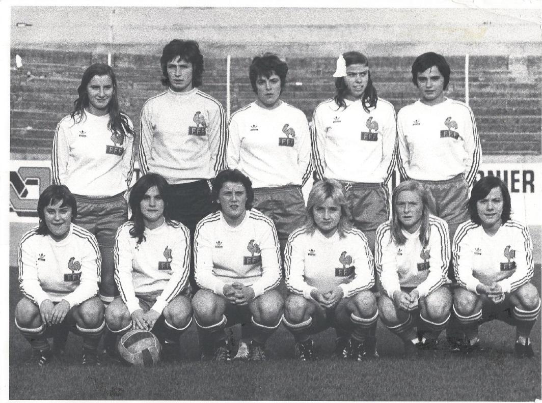 EDF Féminine 1972