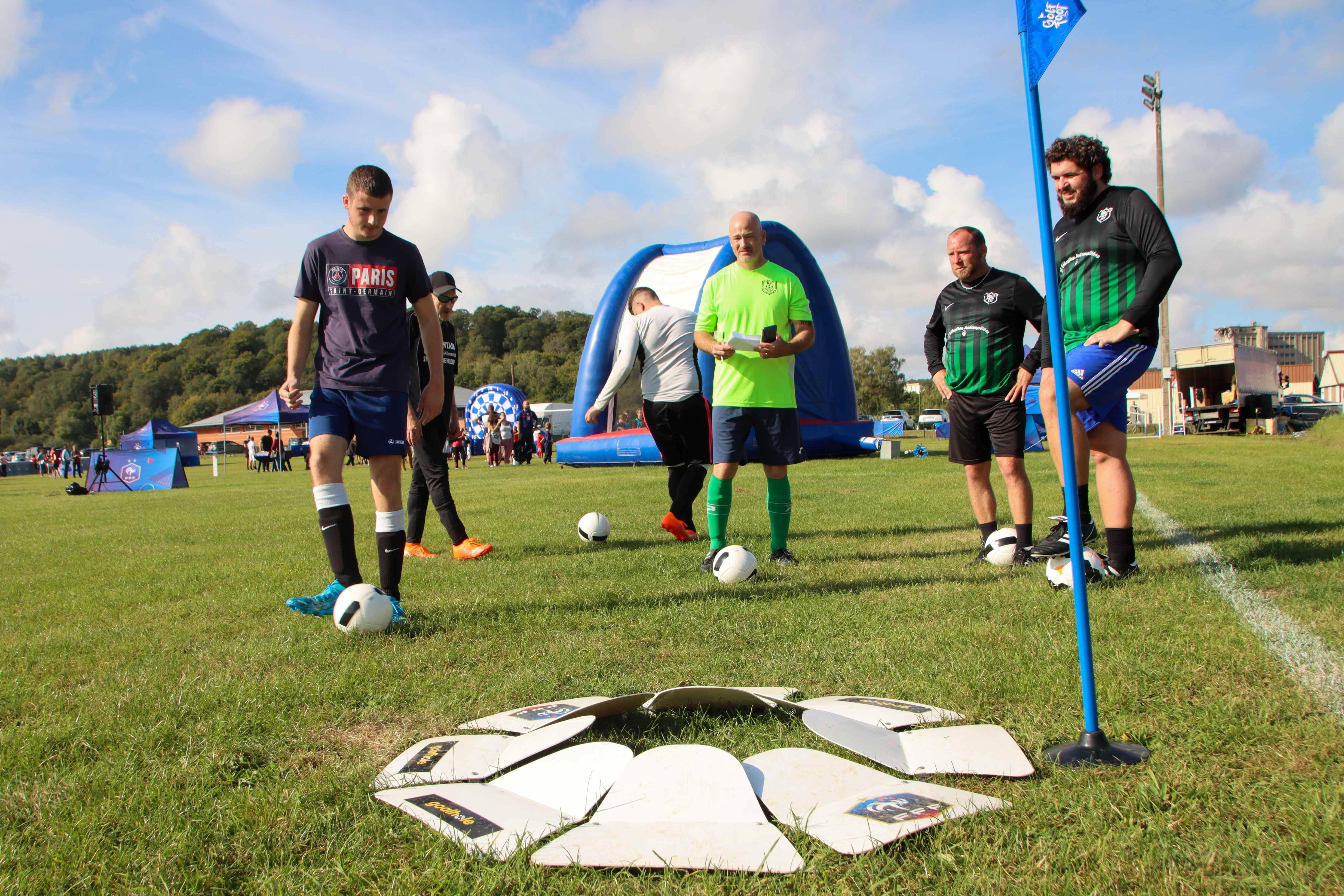 Tournée reprise foot amateur Normandie