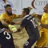 La France s'impose face à la Libye (2-2, 2 tab 0)