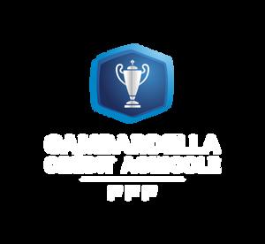 Logo Coupe Gambardella avec mention blanche 2020-2021