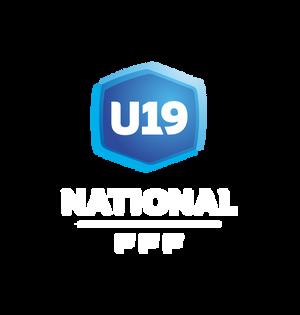 Logo championnat national U19 header mention blanche 2020-2021