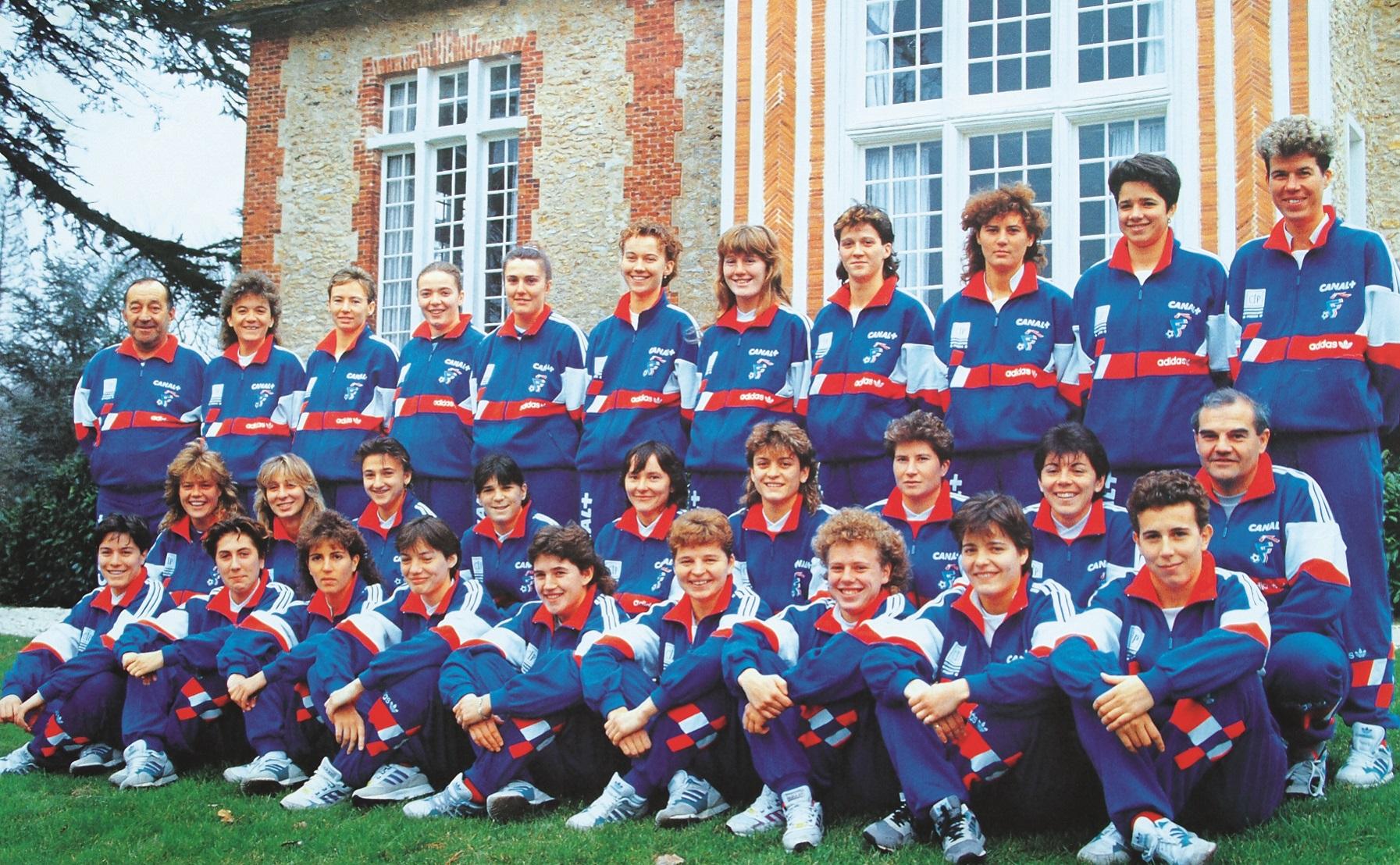 EDF Féminine 1996-1997