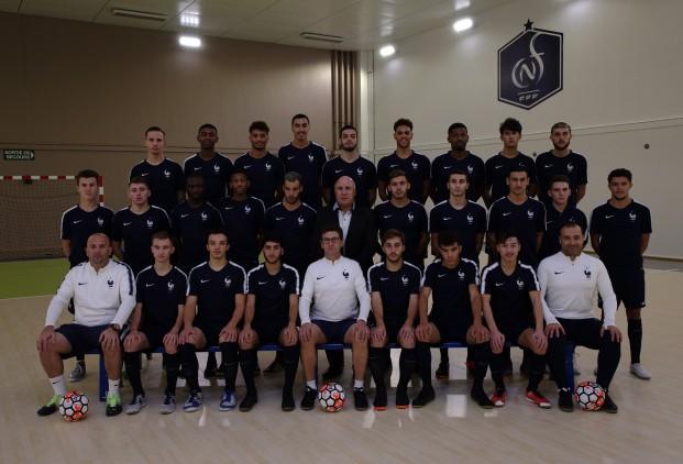 Futsal U21 stage détection
