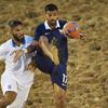 Beach Soccer France Grece 2015