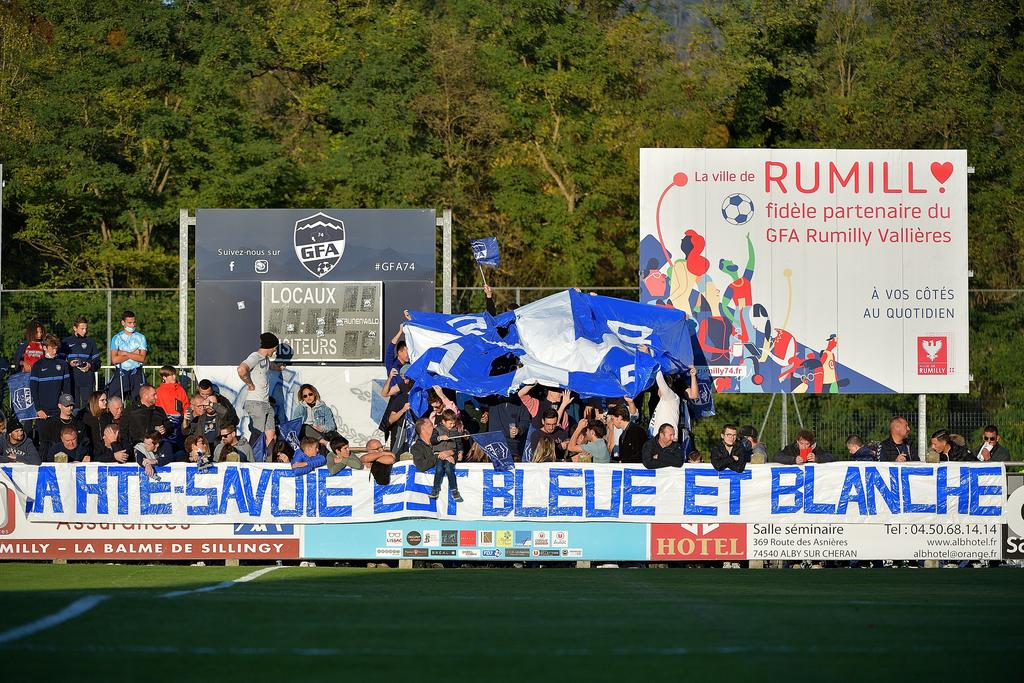 GFA Rumilly Vallières - FC Annecy
