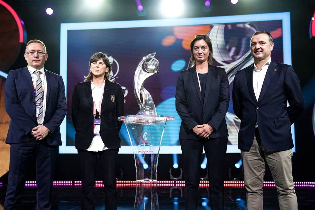 Corinne Diacre tirage au sort Euro féminin 2022