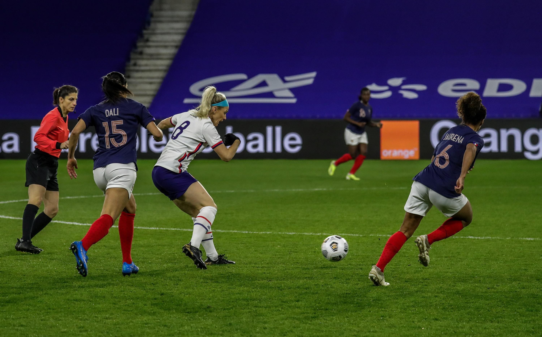 France-USA Julie Ertz