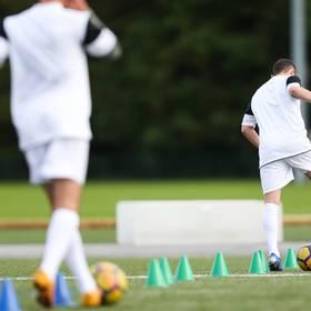 Entraînement foot amateur