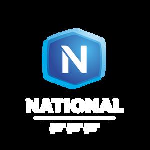 Logo national blanc 2020-2021