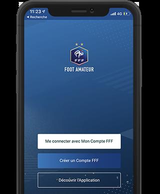 Télécharge l'application Foot Amateur