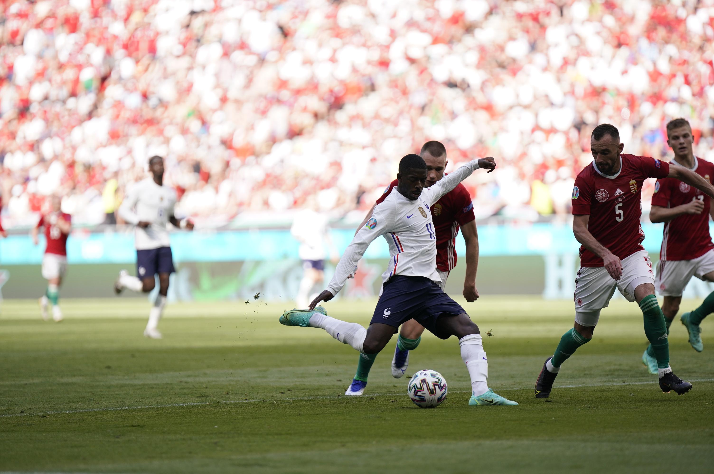 Hongrie France Euro 2020