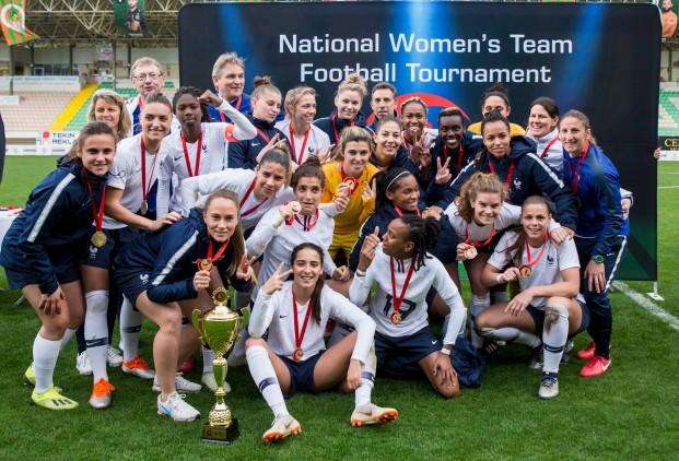 Equipe de France Féminine B Turkish Cup 2019