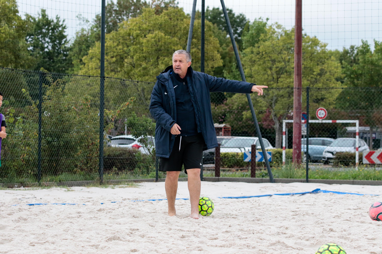 Rentrée du foot Jeunes Football amateur Beach Soccer Barrabé