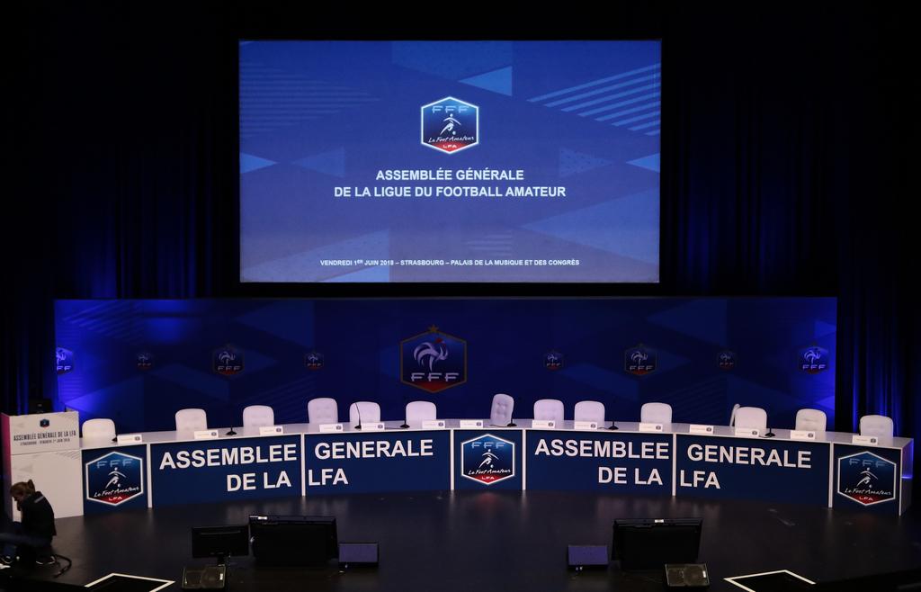 Assemblée Générale LFA