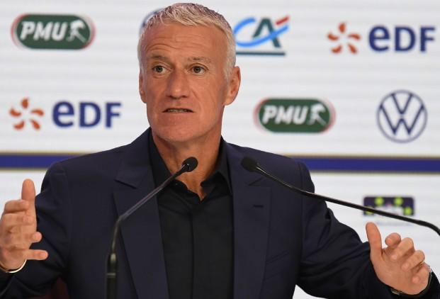 Didier Deschamps conférence de presse 2020