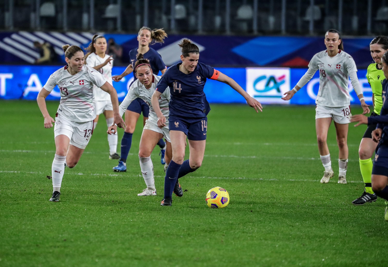 Charlotte Bilbault France Suisse 23/02/2021