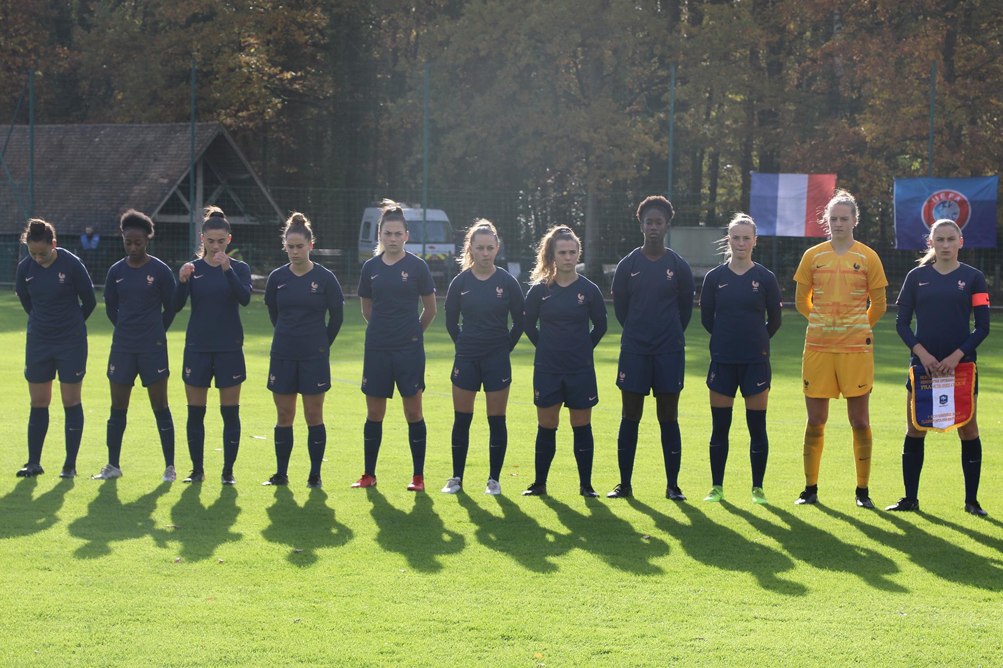Sélection nationale U19 féminine