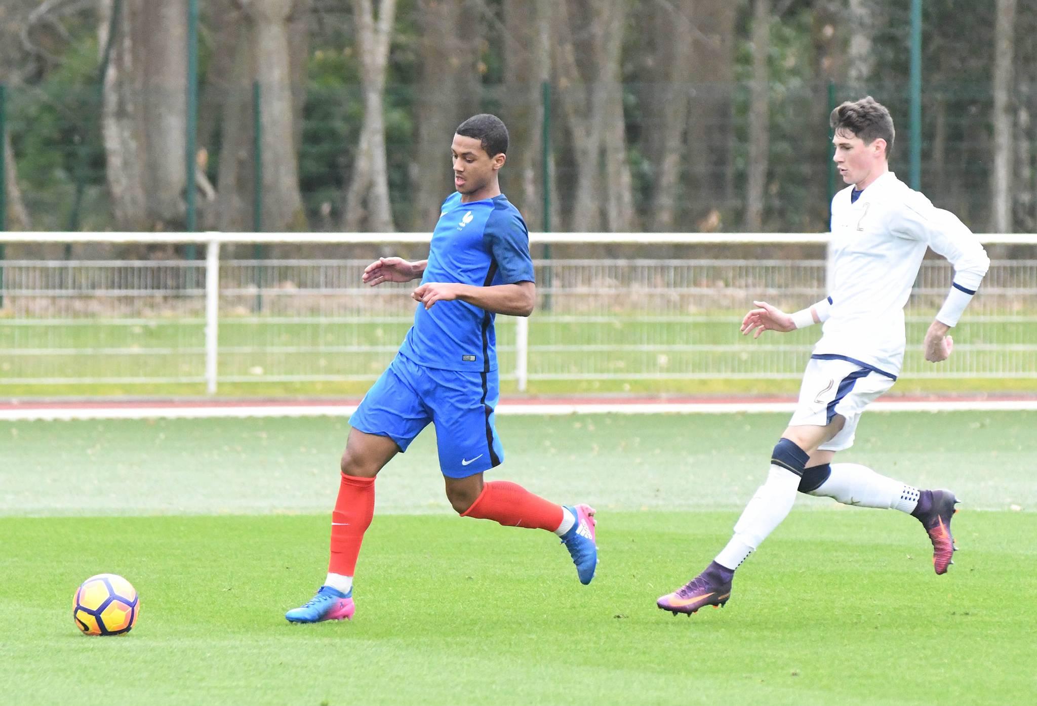 U20 - Mounir Chouiar
