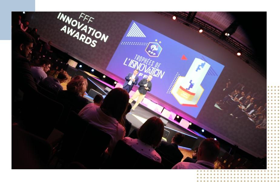 Les trophées FFF de l'innovation