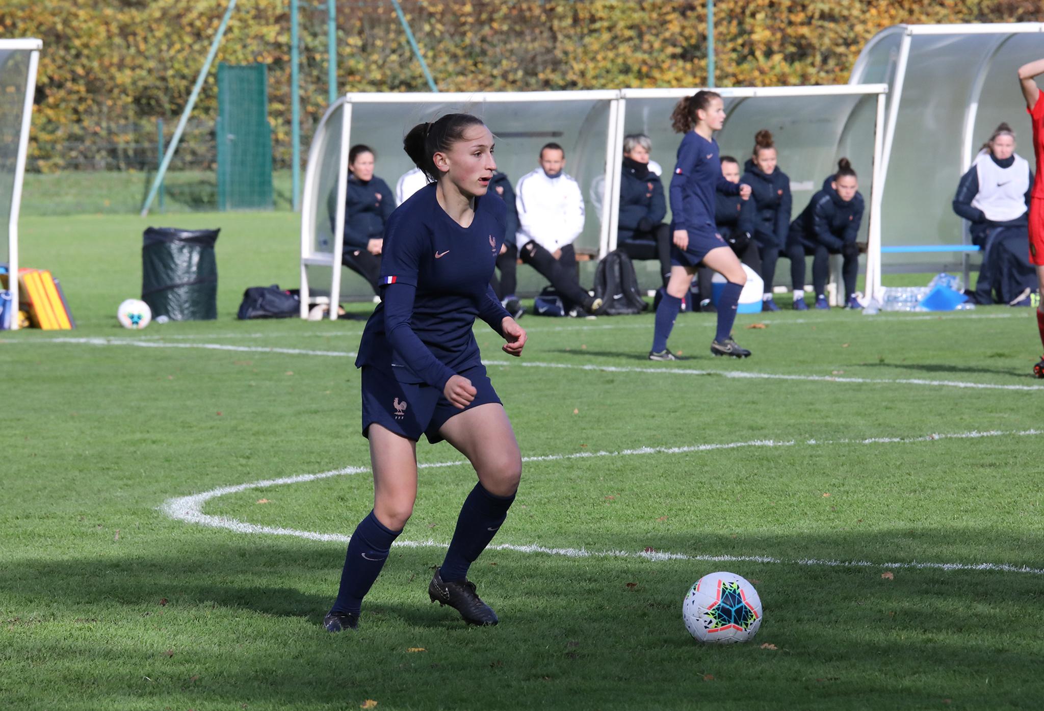 Sélection U19 Féminine